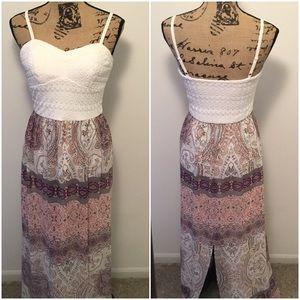 Super Cute Maxi Dress by Lily Rose